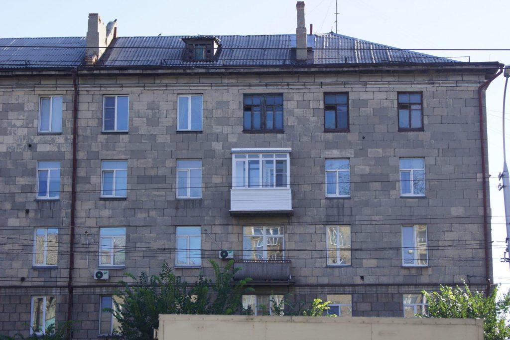 остекение балкона