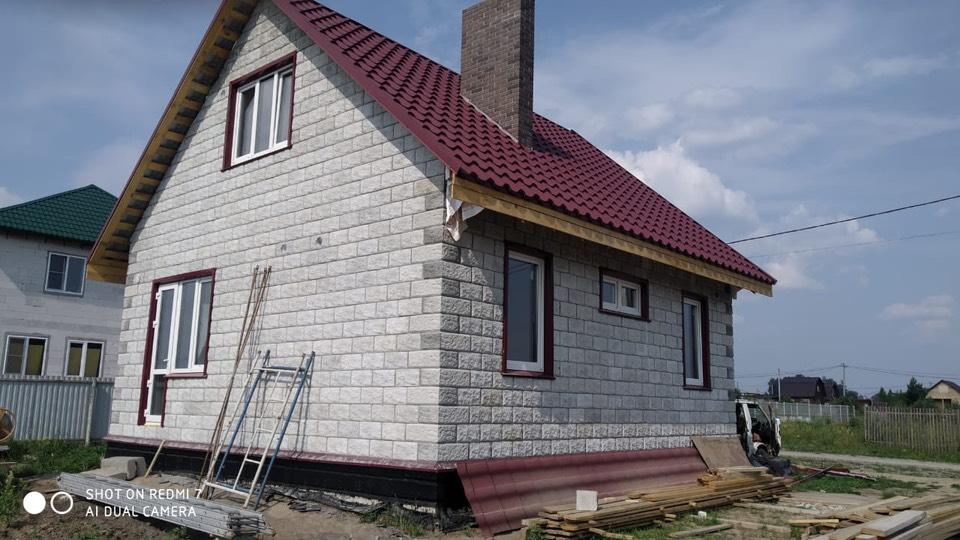 Остекление загородного дома - фото работ