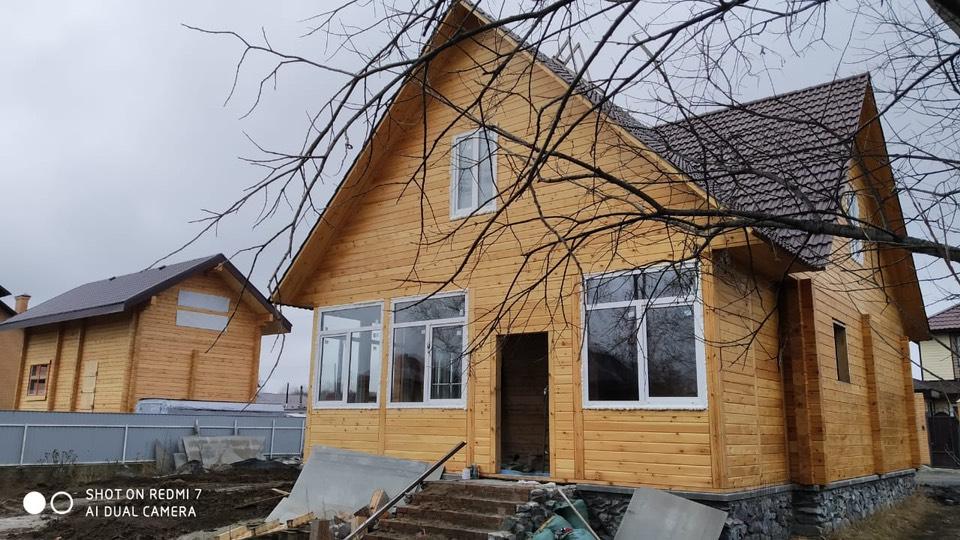Загородный дом п. Юный Ленинец2